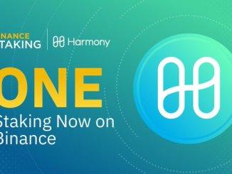 Binance Launches Harmony Staking Program - Hold Harmony (ONE) To Earn Rewards