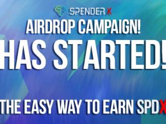 SpenderX Airdrop SPDX Token - Earn $200 Of SPDX Tokens Free