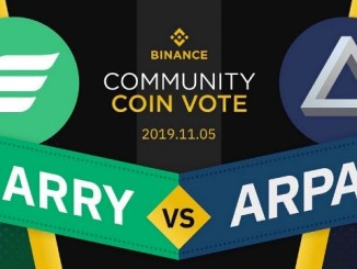 Binance Voting Round 2 - ARPA vs CRE - Receive Rewards Of BNB And ARPA Or CRE