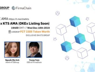 FirmaChain And KTSGroup AMA - Airdrop $150 Of FCT Tokens