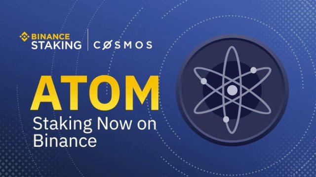 Binance Launches Tezos And Cosmos Staking Program - Hold Tezos (XTZ) And Cosmos (ATOM) To Earn Rewards