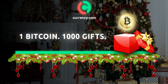 Currency Exchange Prizes - Earn Up To 1 Bitcoin (BTC)