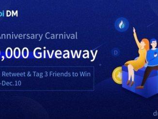 Huobi Exchange Airdrop EOS - Share $20,000 Of EOS Free