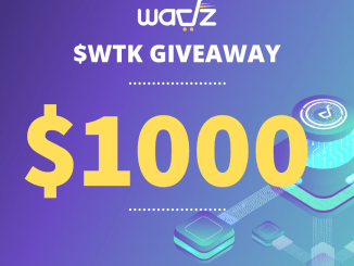 Wadz Airdrop WTK Token - Win $100 Of WTK Tokens Free