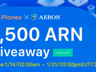 Pionex Giveaway ARN Token - Receive Up 500 ARN Tokens Free - ARN Is Trading On Binance Exchange