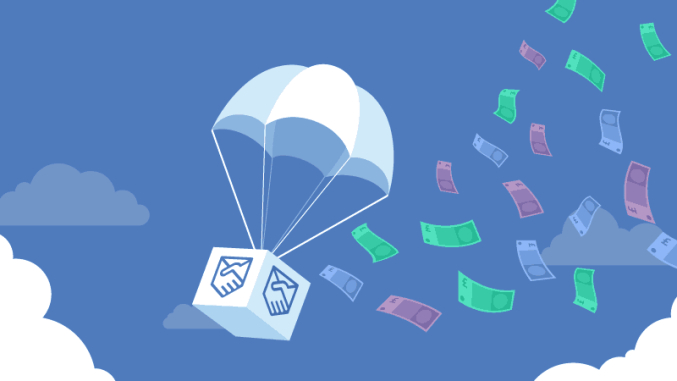 B One Payment Airdrop - Earn $4.4 Of B1P Tokens Free