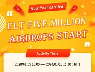 IDCM Exchange Airdrop FLT Token - Receive 200 FLT Tokens Free