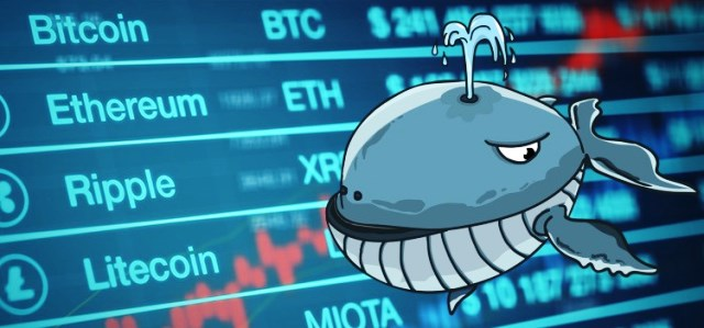 321 Cryptocurrency Whales Control Huge Amounts Of Bitcoin, Ethereum And Litecoin
