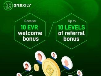 Brexily Exchange Airdrop ERV - Receive 10 ERV Tokens Free - Top Airdrop