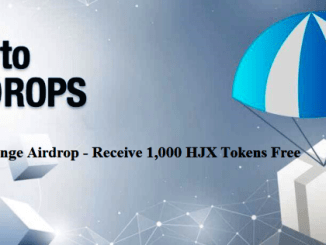 Plian Exchange Airdrop HJX Token - Receive 1,000 HJX Tokens Free