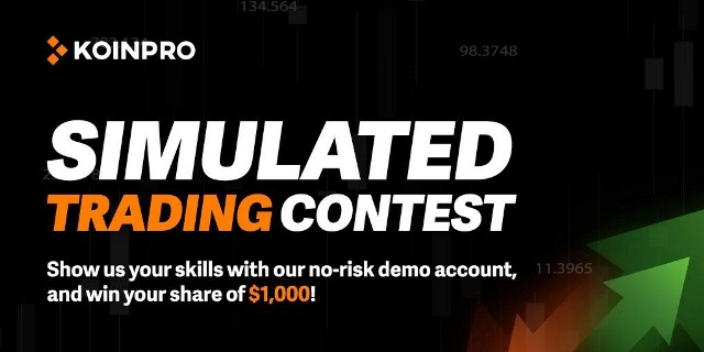 KoinPro Exchange Airdrop Bitcoin - Receive $15 Of Bitcoin Or USDT As Register Account And Win Up To $250 Of Prize
