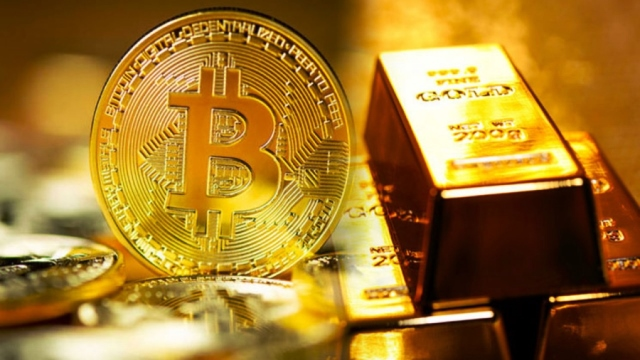 Bitcoin And Gold Fall In Sync As Rising Cash Demand