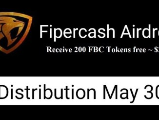 Fipercash Airdrop FBC Token - Earn $20 Of FBC Tokens Free