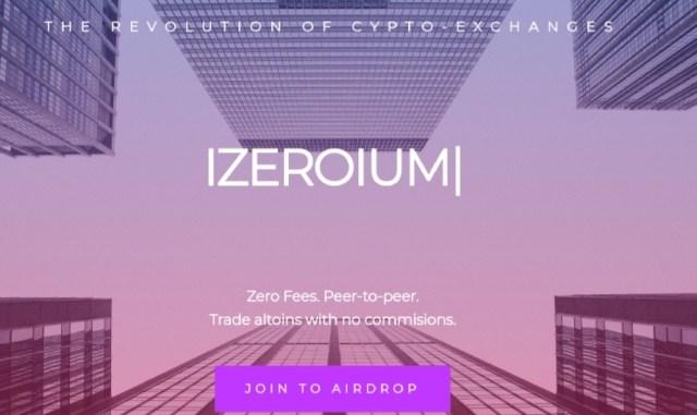 Izeroium Airdrop IZER Token - Receive 100 IZER Tokens Free ~ $11