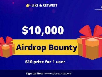 Pisces Network Airdrop Round 2 - Earn $10 Of PISN Tokens Free