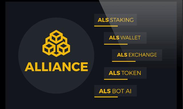 ALS Staking Airdrop ALS Token - Receive 140 ALS Tokens ~ $7