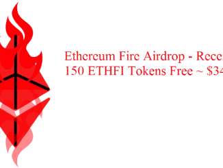 Ethereum Fire Airdrop ETHFI Token - Receive 150 ETHFI Tokens Free ~ $34