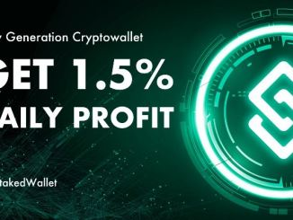 'StakedWallet' Cryptocurrency Wallet Review - Earn Up To 1.5% Daily Profits On Your Keeping Bitcoin And Crypto
