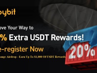 Bybit Exchange Airdrop USDT - Earn Up To $1,000 Of USDT Rewards