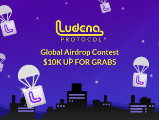 Ludena Protocol Airdrop - Get 450 LDN Tokens Free