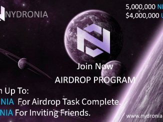 Nydronia Airdrop - Get $88 Of NIA Tokens Free