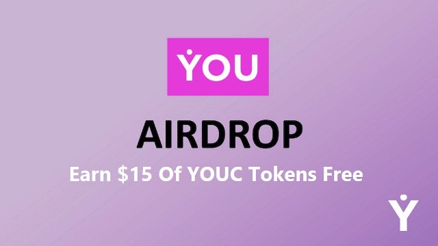 Youengine Airdrop YOUC Token - Earn $15 Of YOUC Tokens Free