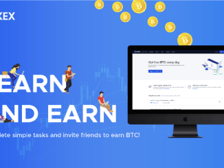 Get Free Bitcoin On OKEx Exchange Every Day - OKEx Airdrop