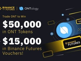 Ontology Trading Competition On Binance - Win $50,000 In ONT Tokens