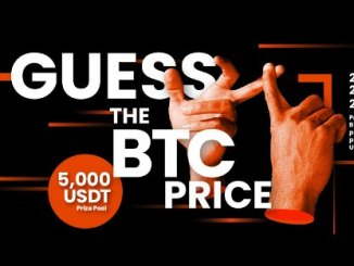 Bitcoin Price Prediction On SnapEx - Prizes Of $5,000 USDT