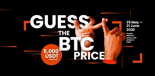 Bitcoin Price Prediction On SnapEx - Prizes Of $5,000 USDT