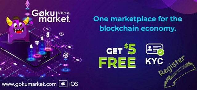 Gokumarket Airdrop Campaign - Earn $5 Of GMC Tokens Free