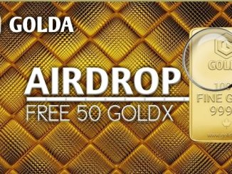 Golda Airdrop Campaign - Get $35 Of GLDX Tokens Free