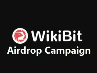 WikiBit Crypto Airdrop Program - Get Free 100 WikiBit Tokens
