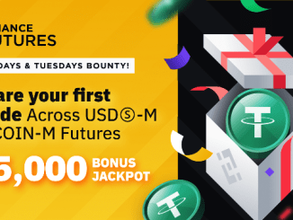 Binance Futures Bounty Promo Launches Mondays And Tuesdays