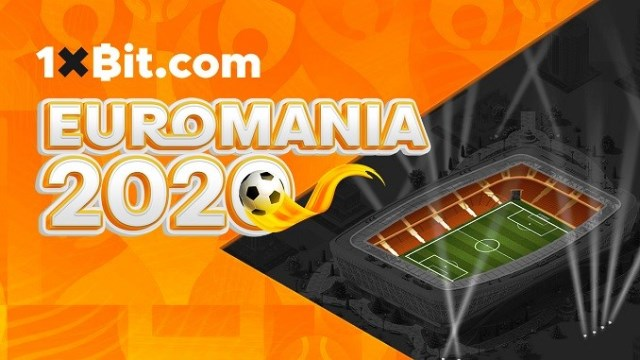 Bet On EURO 2020 And Win Crypto With EUROMANIA