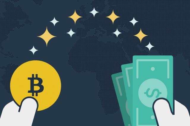 rata de conversie bitcoin în dolari