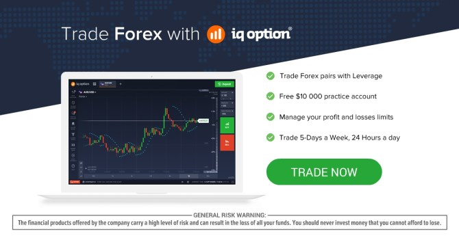 IQ Option Forex