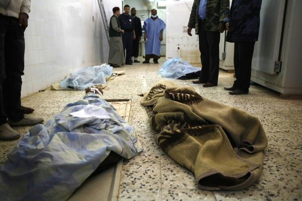 Libya Dead