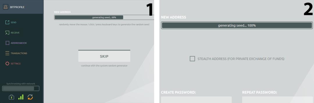 XETH Ethereum Wallet : كيفية استخدام محفظة XETH Ethereum كريبتومينا الشرق الأوسط و شمال أفريقيا