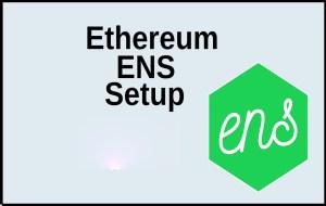 ENS،خدمة ، ENS، Ethereum ens