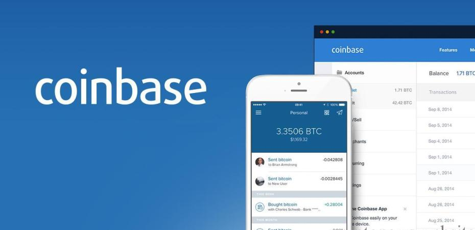coinbase биржа криптовалют