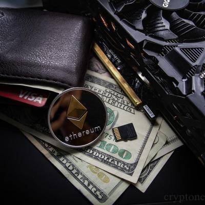 Большинство держателей кредитных карт совершают покупки криптовалют