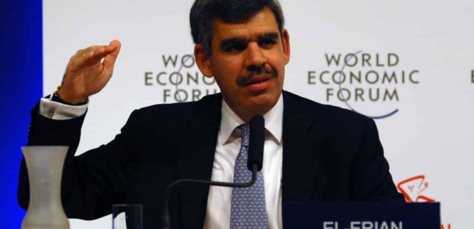 Мохамед Эль-Эриан союзник биткоина