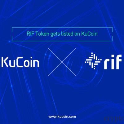 Токен RIF теперь доступен на KuCoin