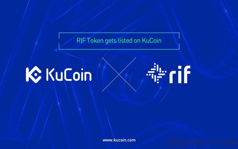 RIF торги на бирже KuCoin