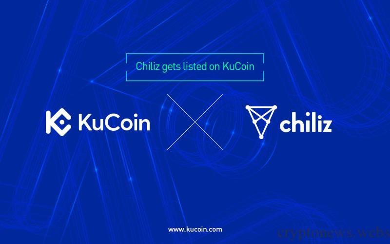 Chiliz-listing