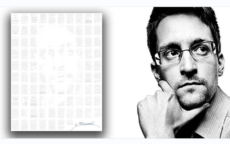 NFT токен Сноуден