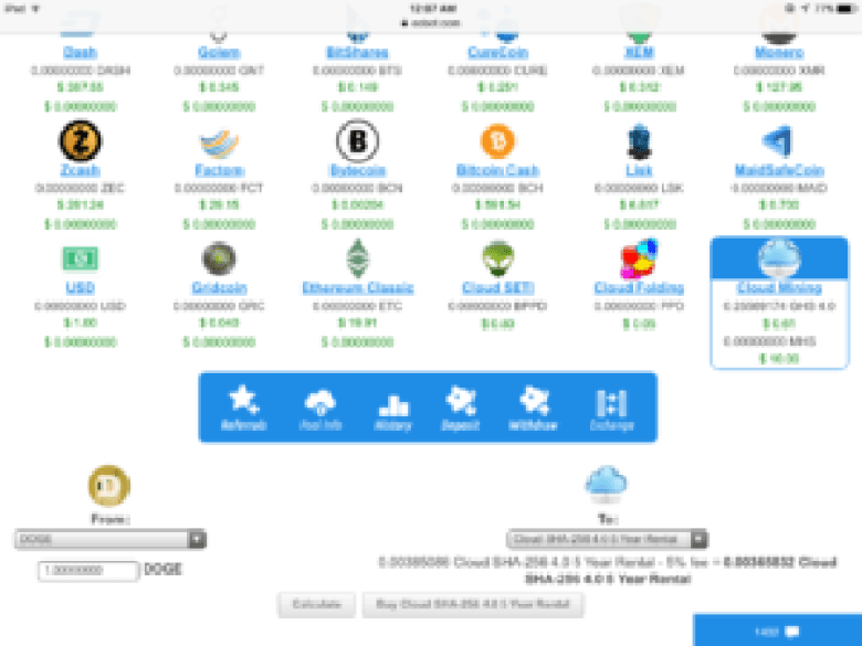 Free cloud mining tips and tricks mine bitcoin today cloud mining ccuart Image collections