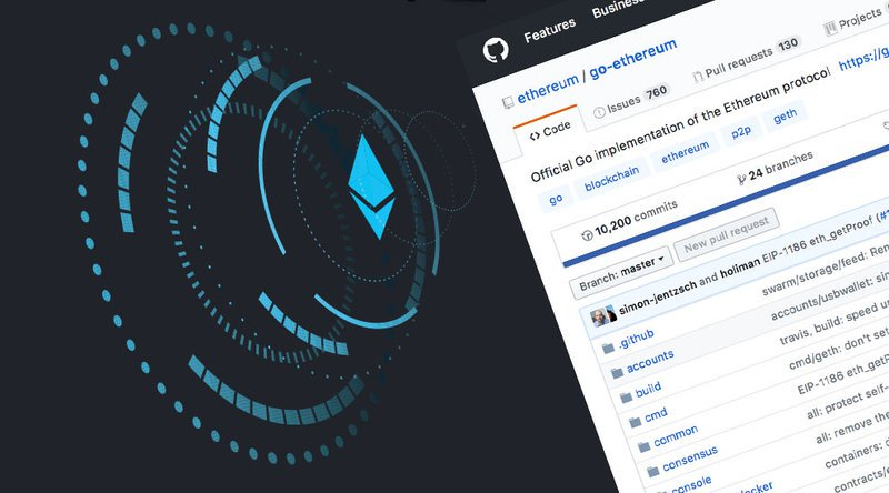 Decentralization Gains Traction: Go-Ethereum Fifth Most Active on Github