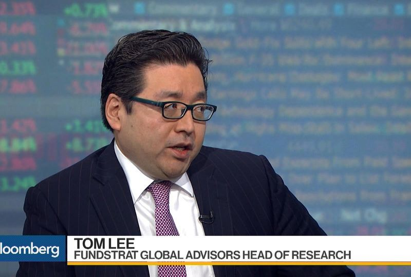 """Tom Lee Expects Bitcoin (BTC) to Be """"One of The Most Profitable Cryptocurrencies"""" of 2019"""